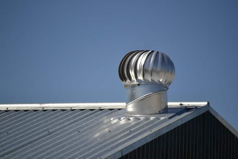 Roof Ventilation installed in hobart